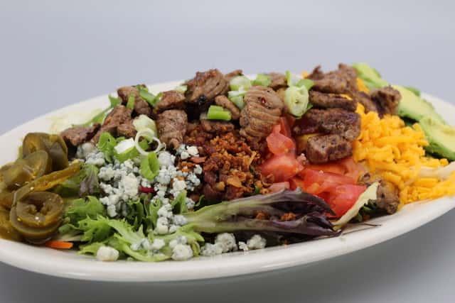 Ransom's Barnyard Salad