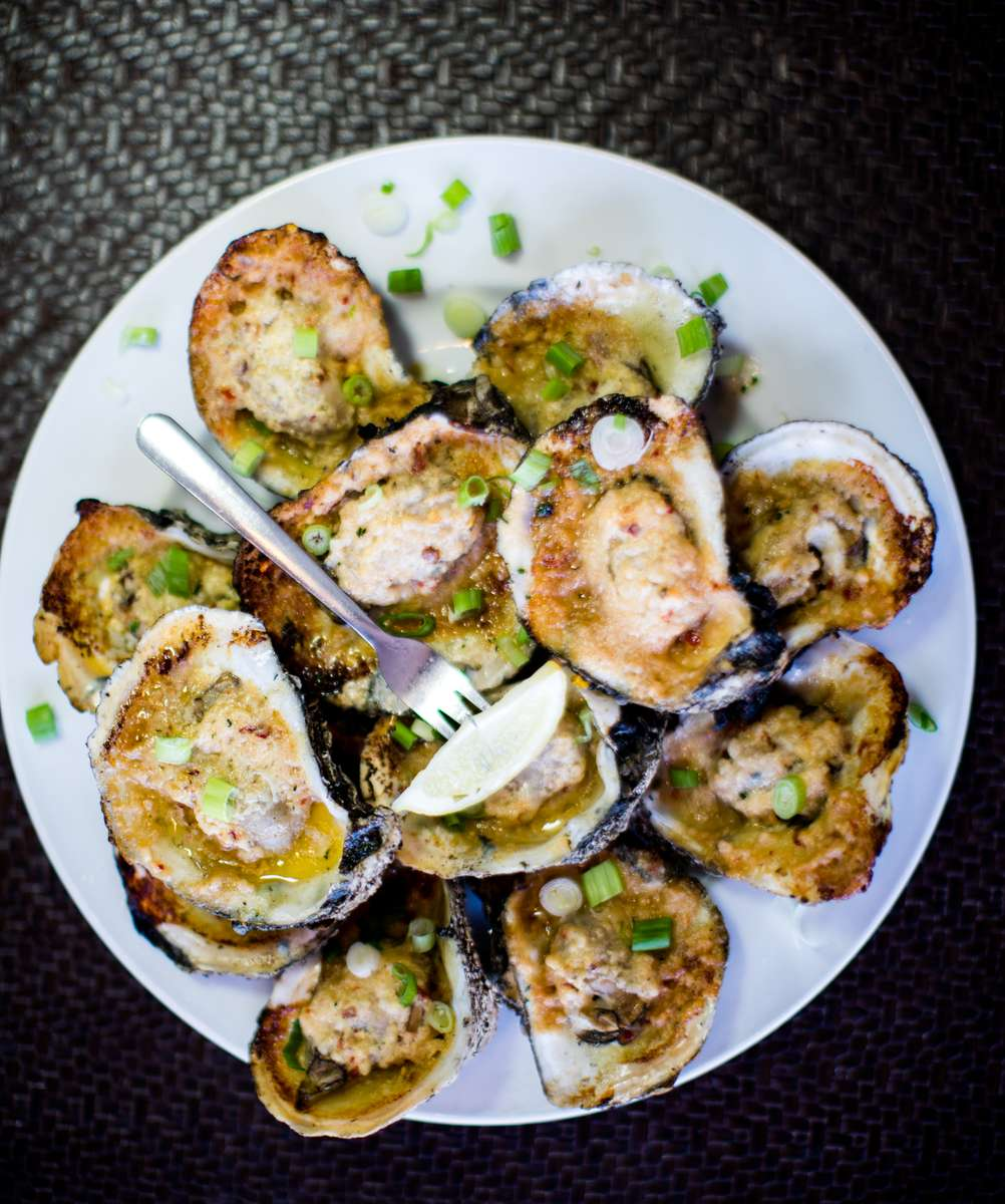 Bluewater Oysters