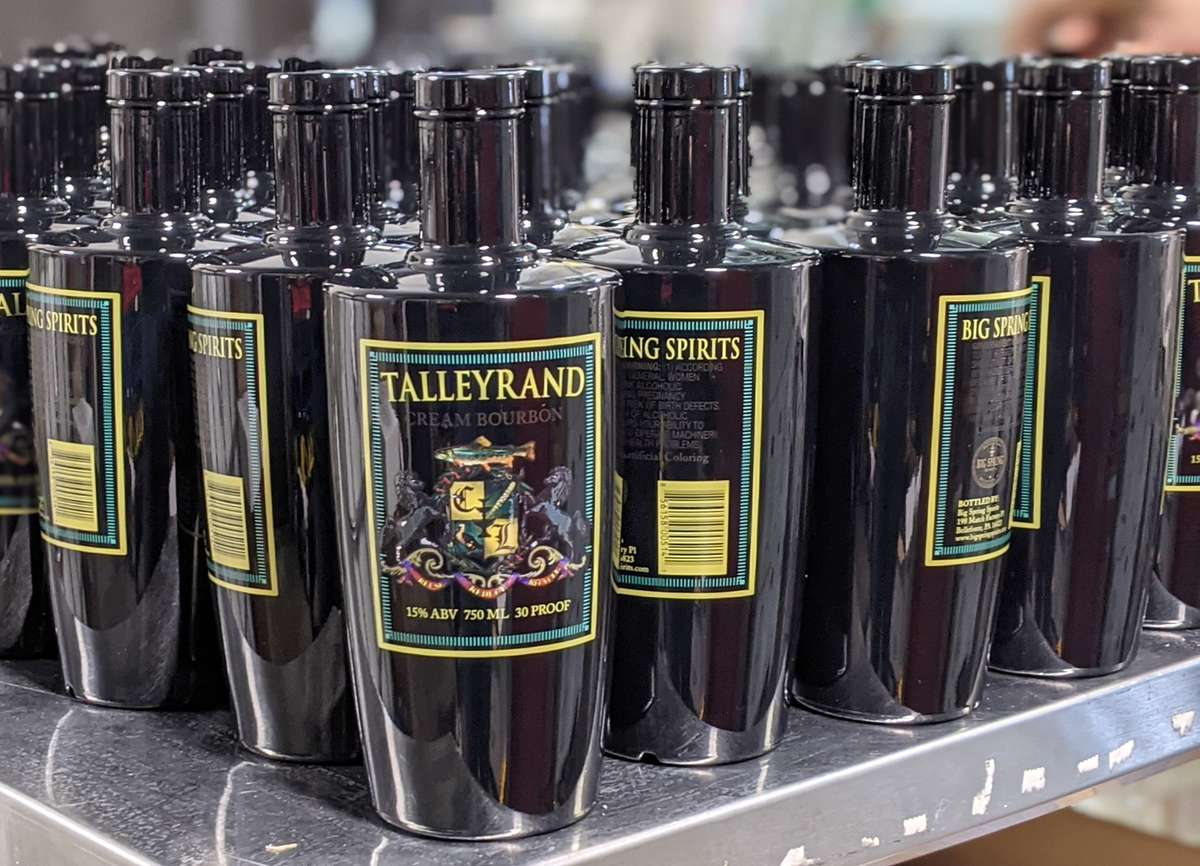 Talleyrand Cream Bourbon