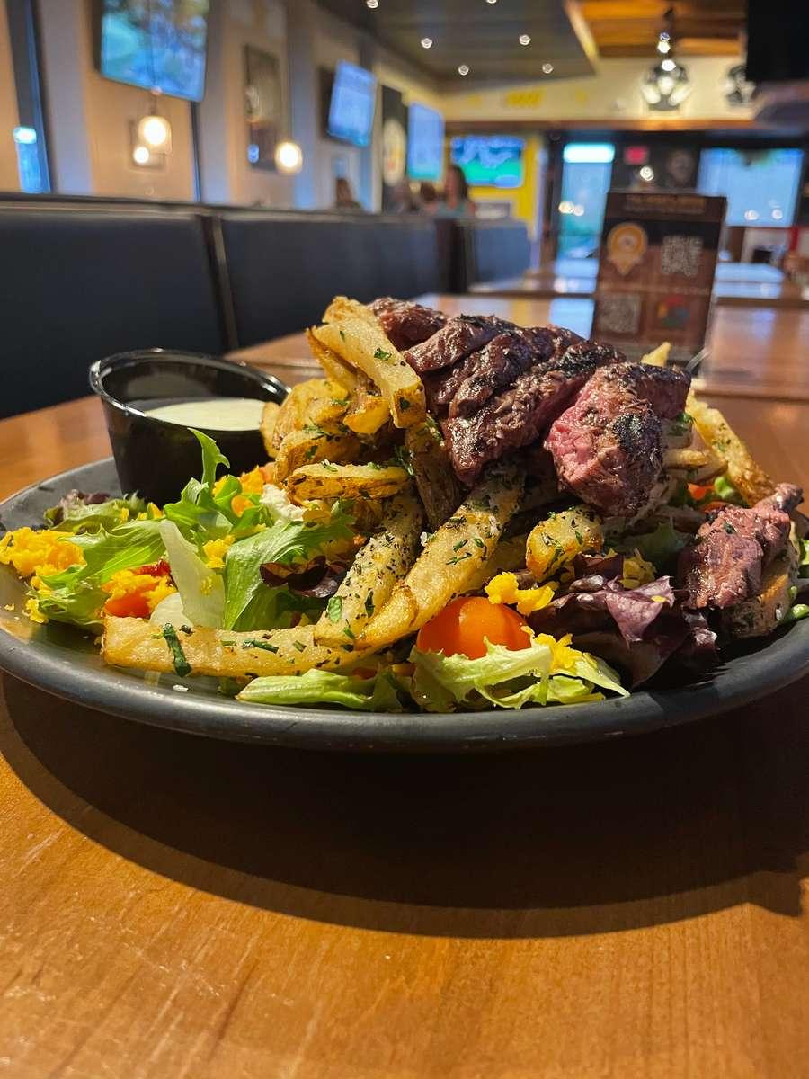 G.O.A.T. Pittsburgh Salad - GF - (V)