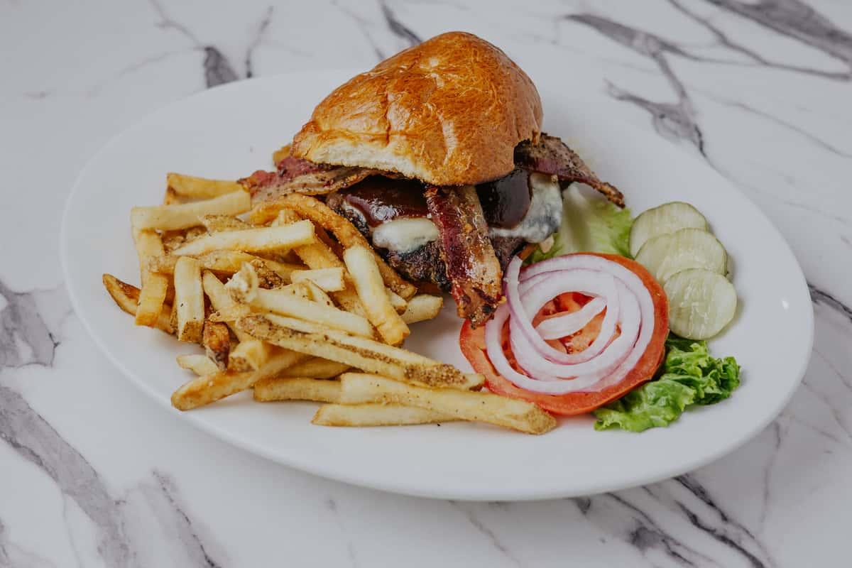 Razorback Burger