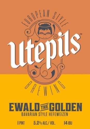 Utepils Ewald The Golden