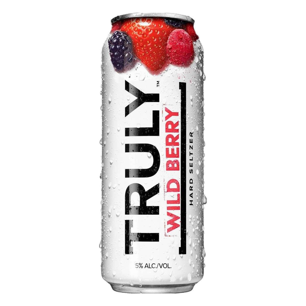 Truly 16 oz Wild Berry