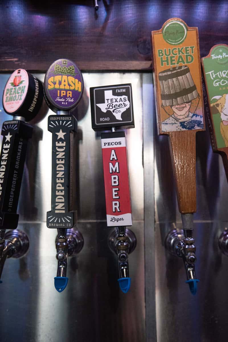 Texas Beer Company - Pecos Amber