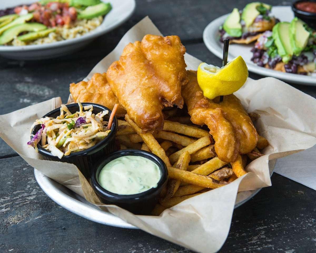 Fish & Chips*