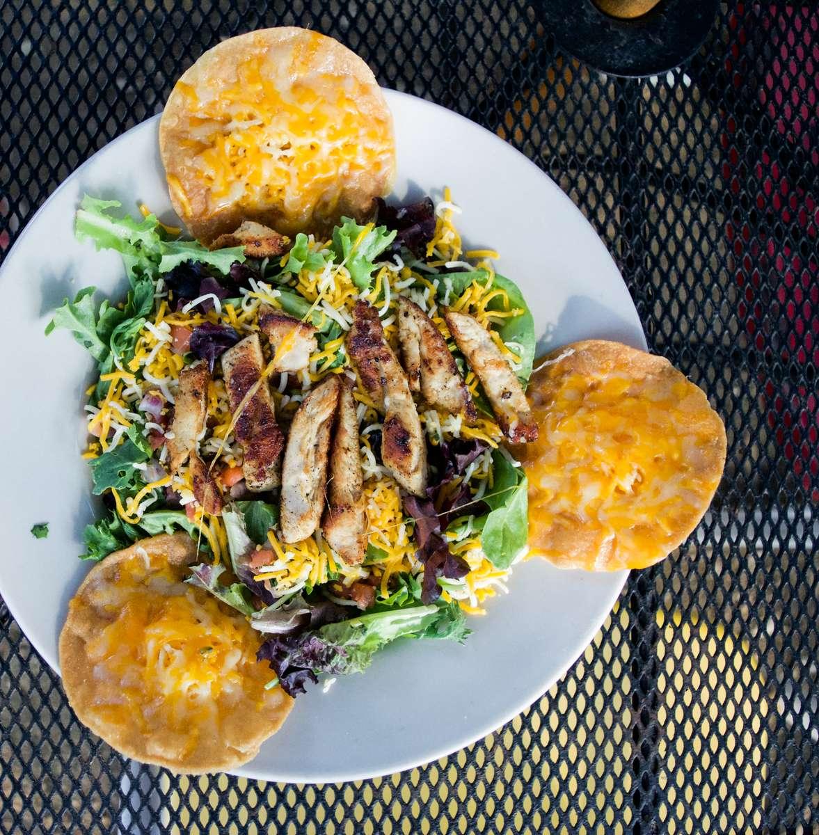 Doc's Taco Salad