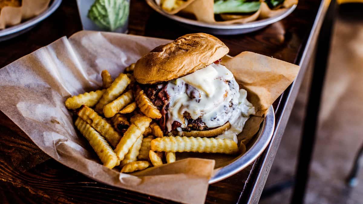 Brunch Burger*