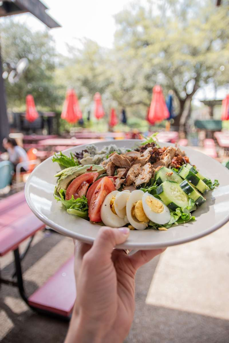 Doc's Cobb Salad