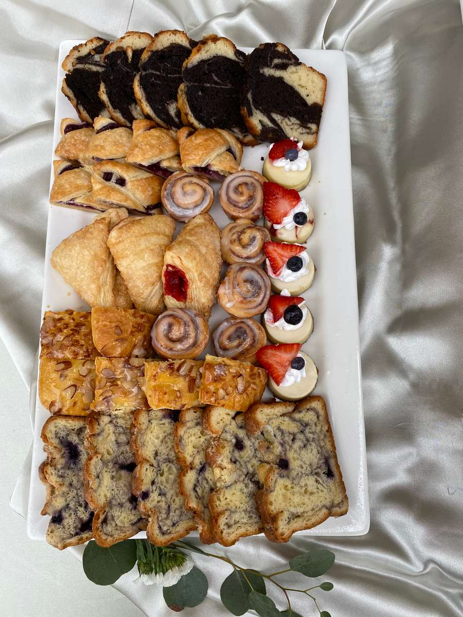 Pastry Plate
