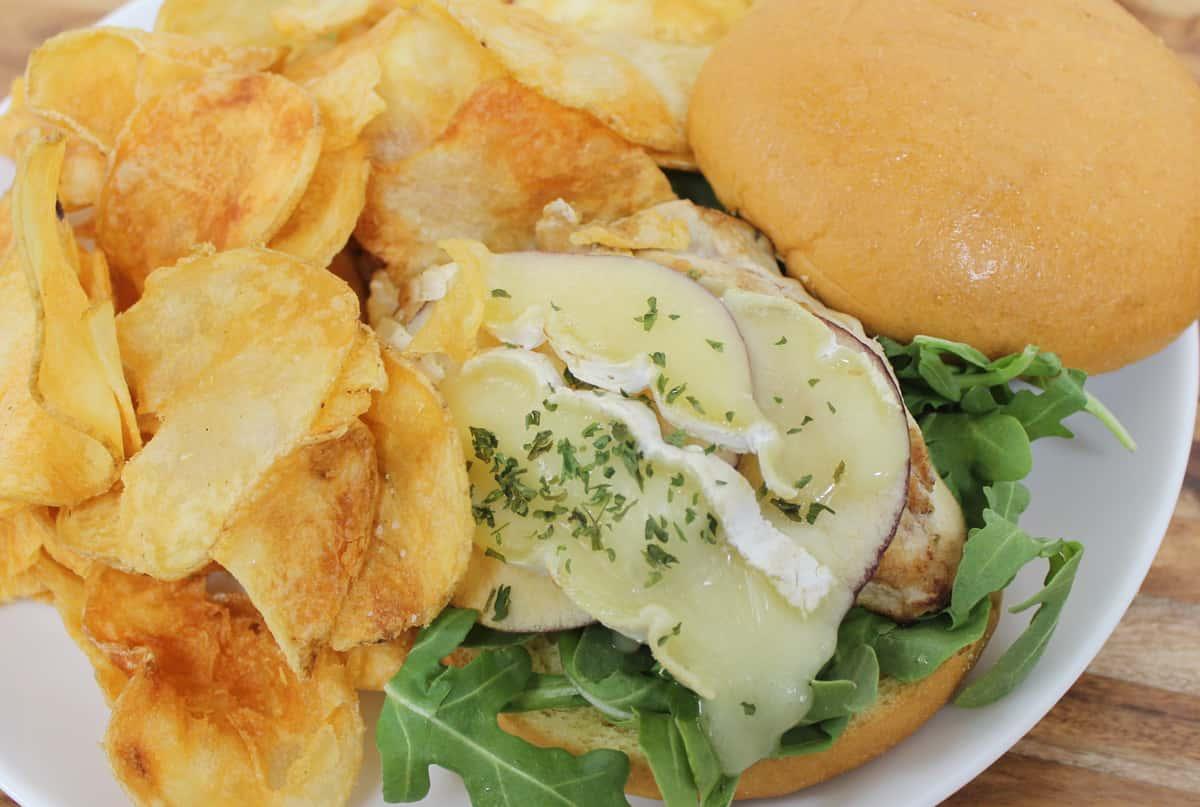 Royale Chicken Sandwich