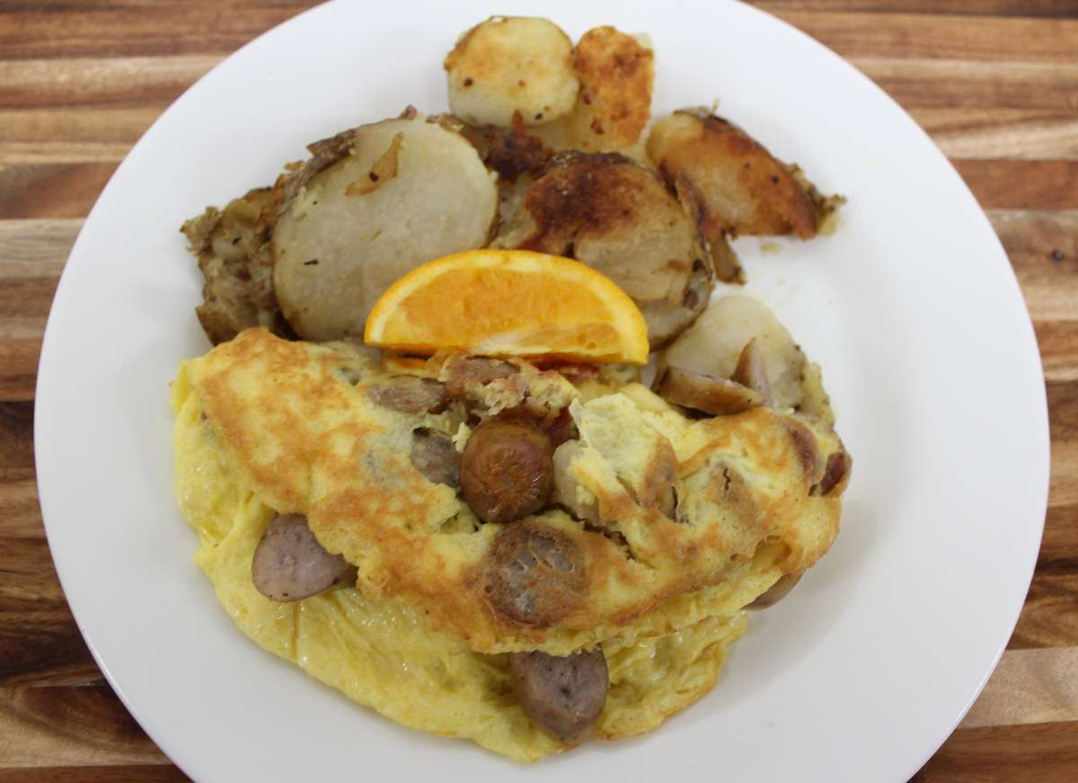 Country Style Omelette