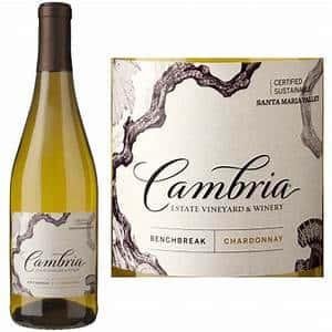 Chardonnay, Cambria, Katherines vineyard, Ca