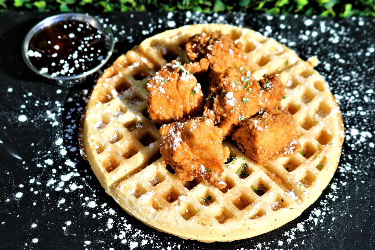 Waffles & Nugs