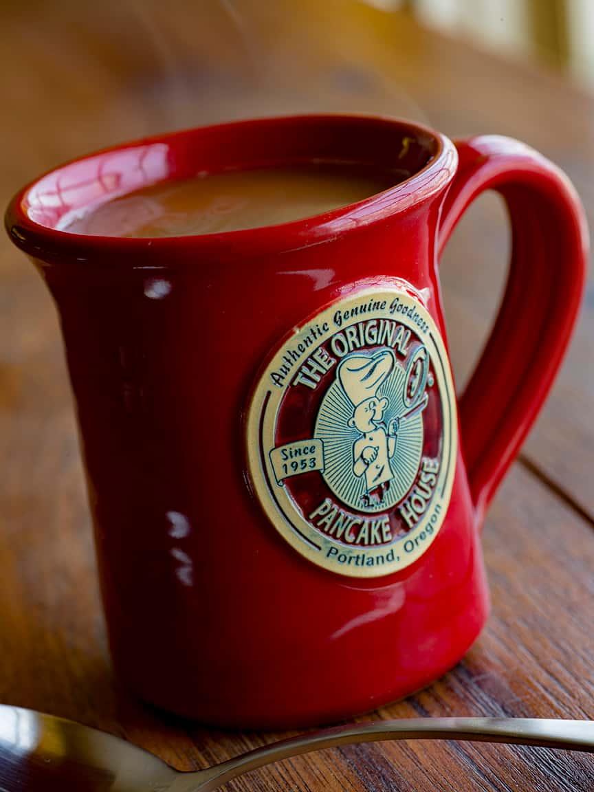 Coffee & Decaffeinated Coffee