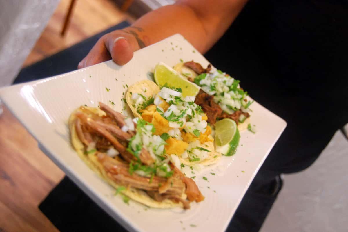 Trio Street Tacos