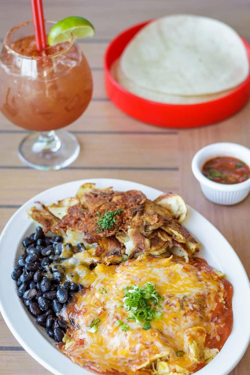 Chilaquilas