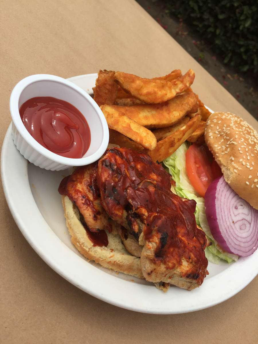Charbroiled Chicken Sandwich