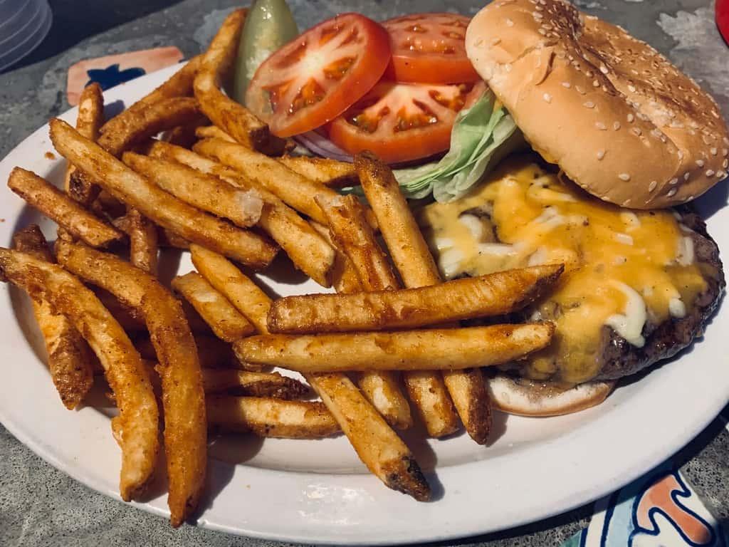 Coyote Burger