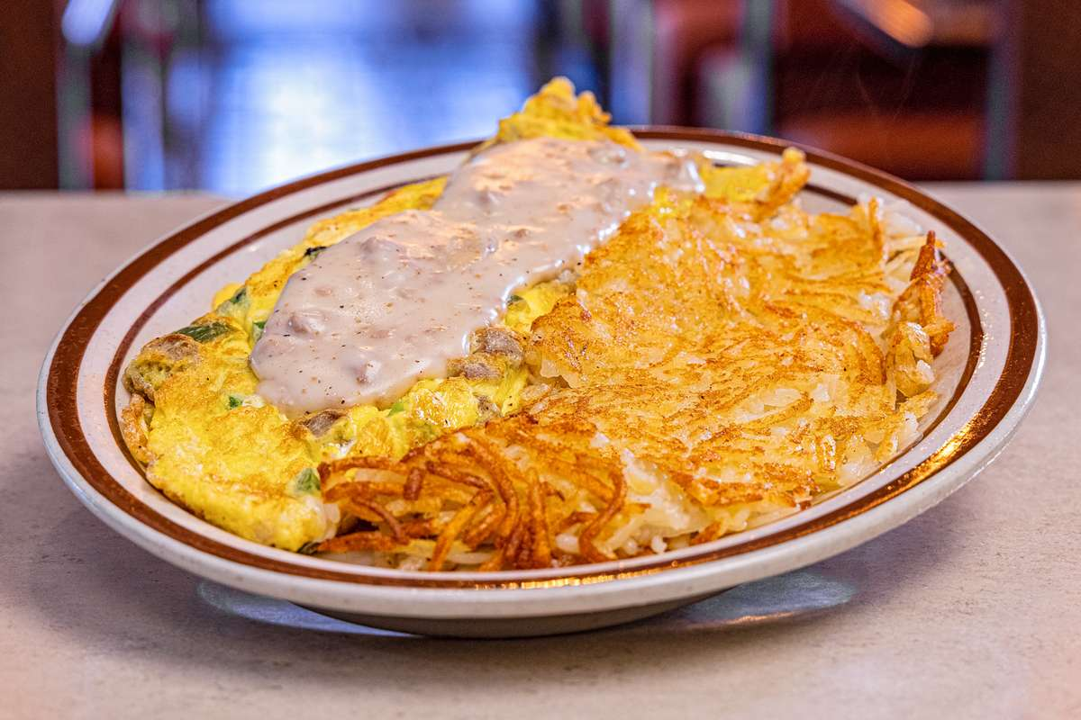 Southern Omelette