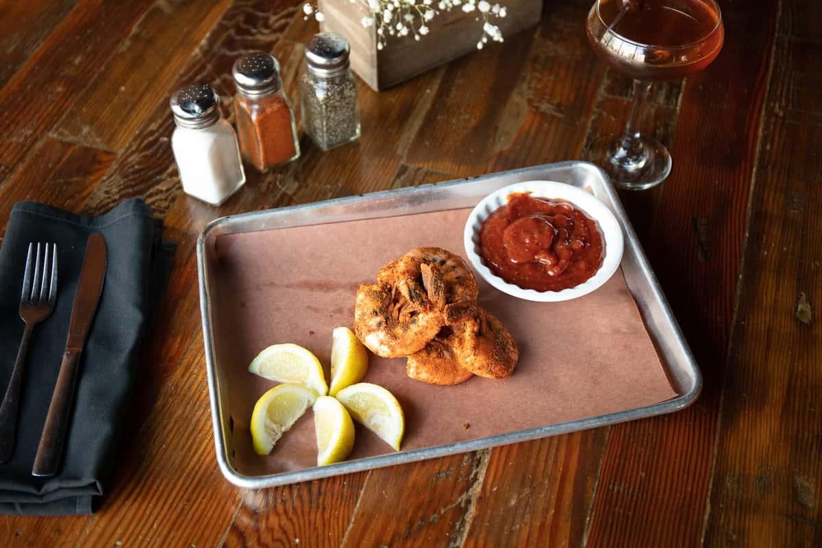 Spiced Peel & Eat Shrimp