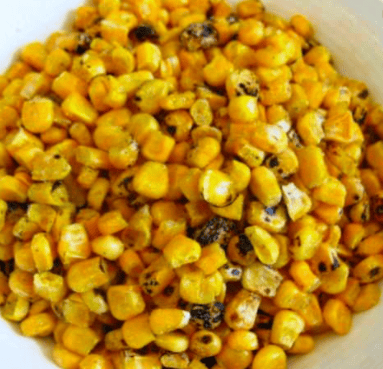 Buttered Roasted Corn