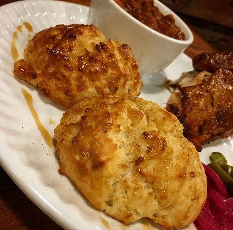 House-made Drop Biscuits