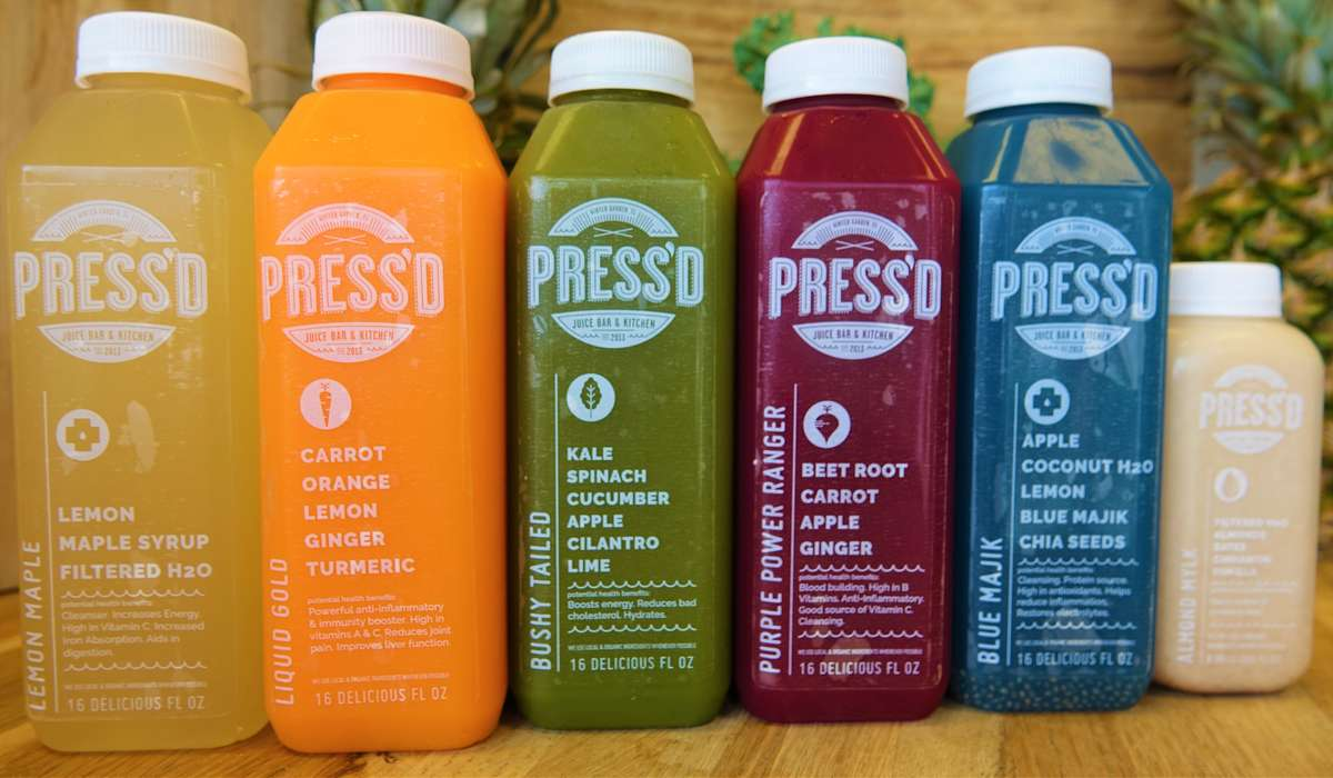 Juice Cleanses