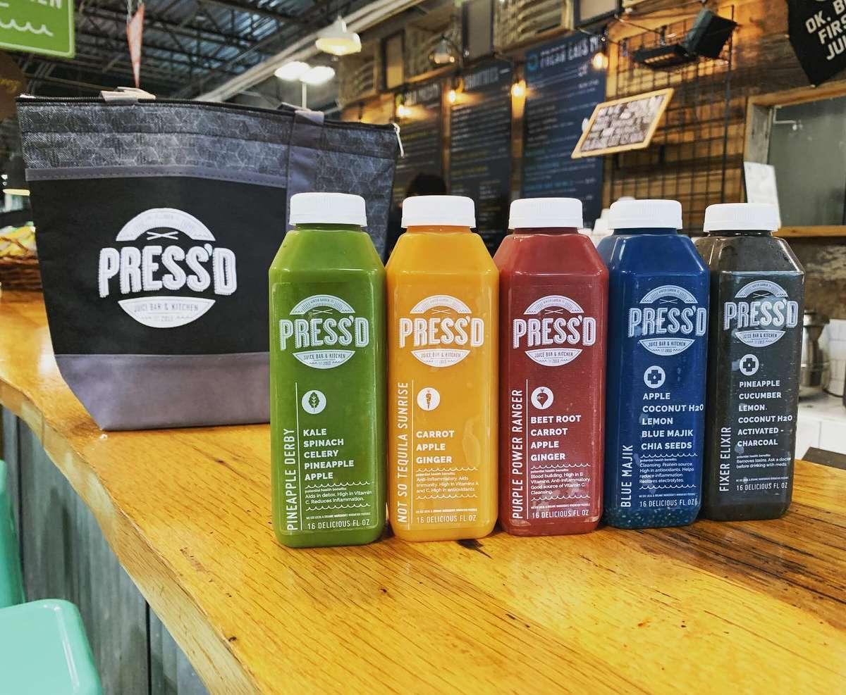 Press'd Juice