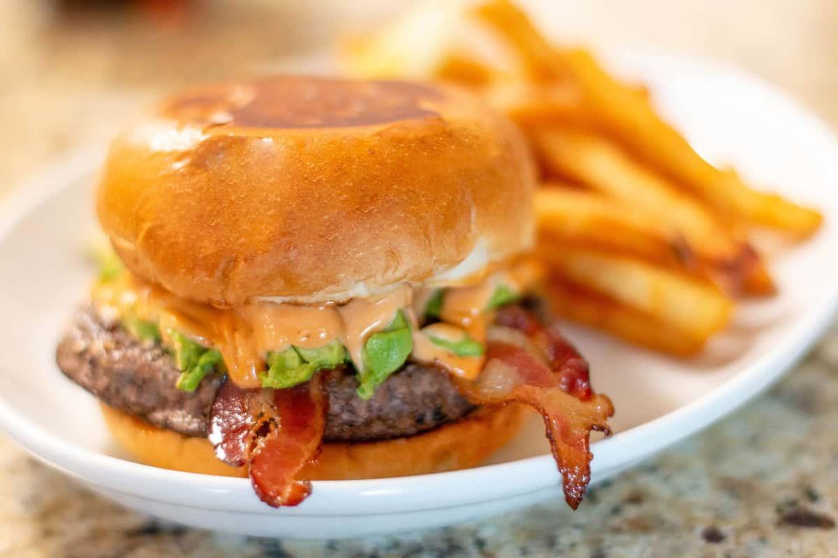 L.A. Burger