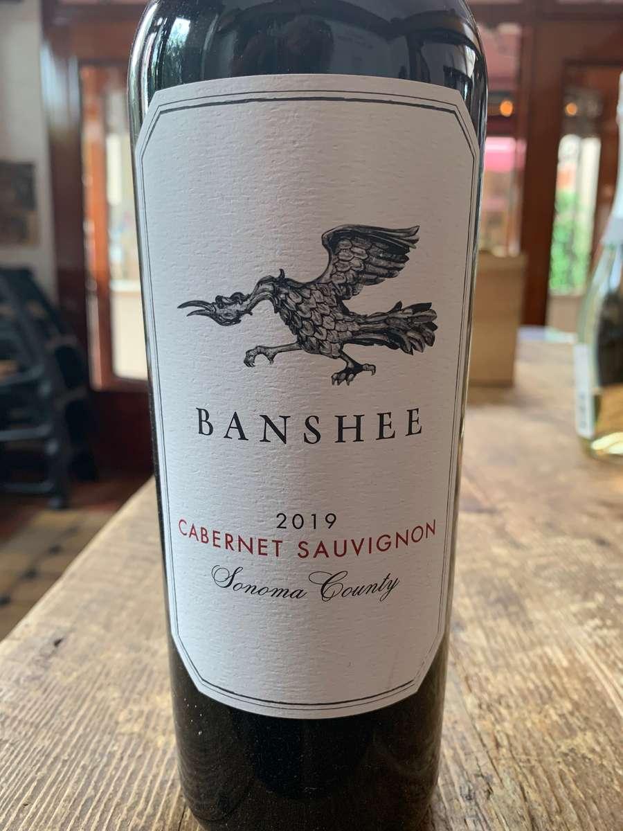Banshee Cabernet Sauvignon