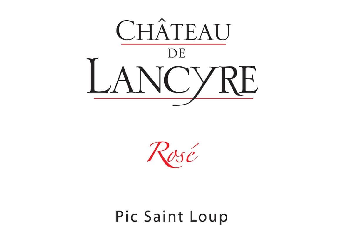 Chateau Lancyre Rose
