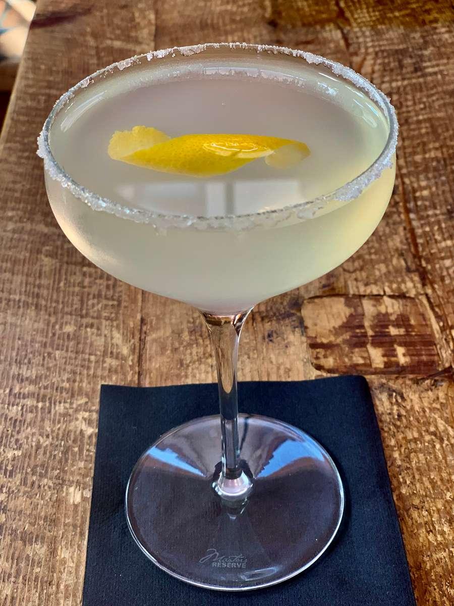 Limoncello Drop Martini