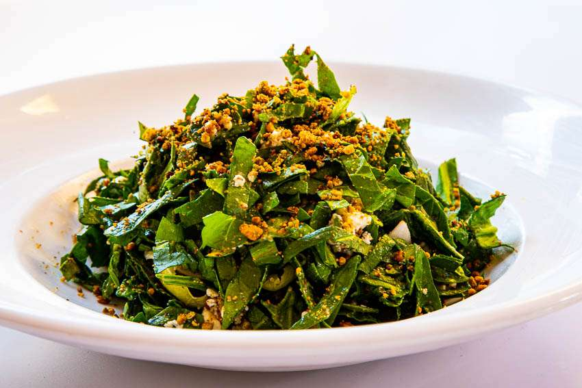 Spinach + Belgian Endive