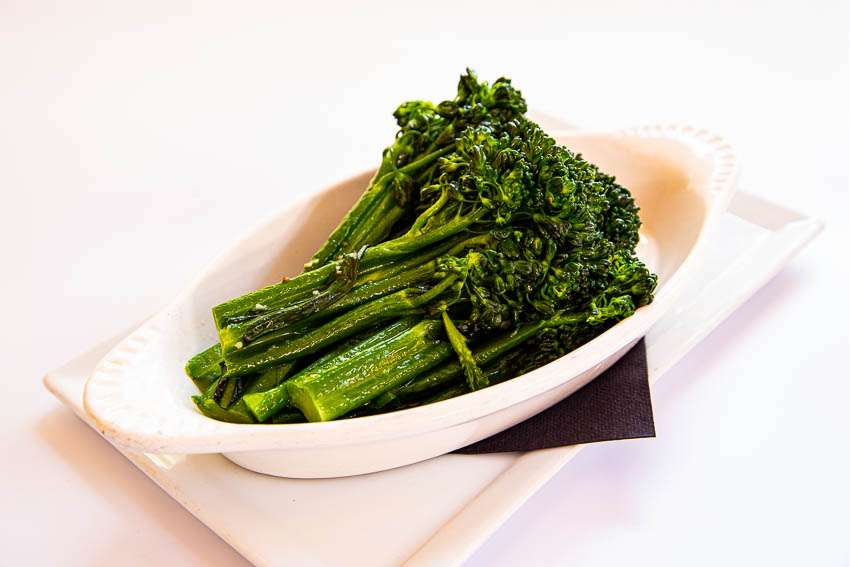 Broccolini + Roasted Garlic
