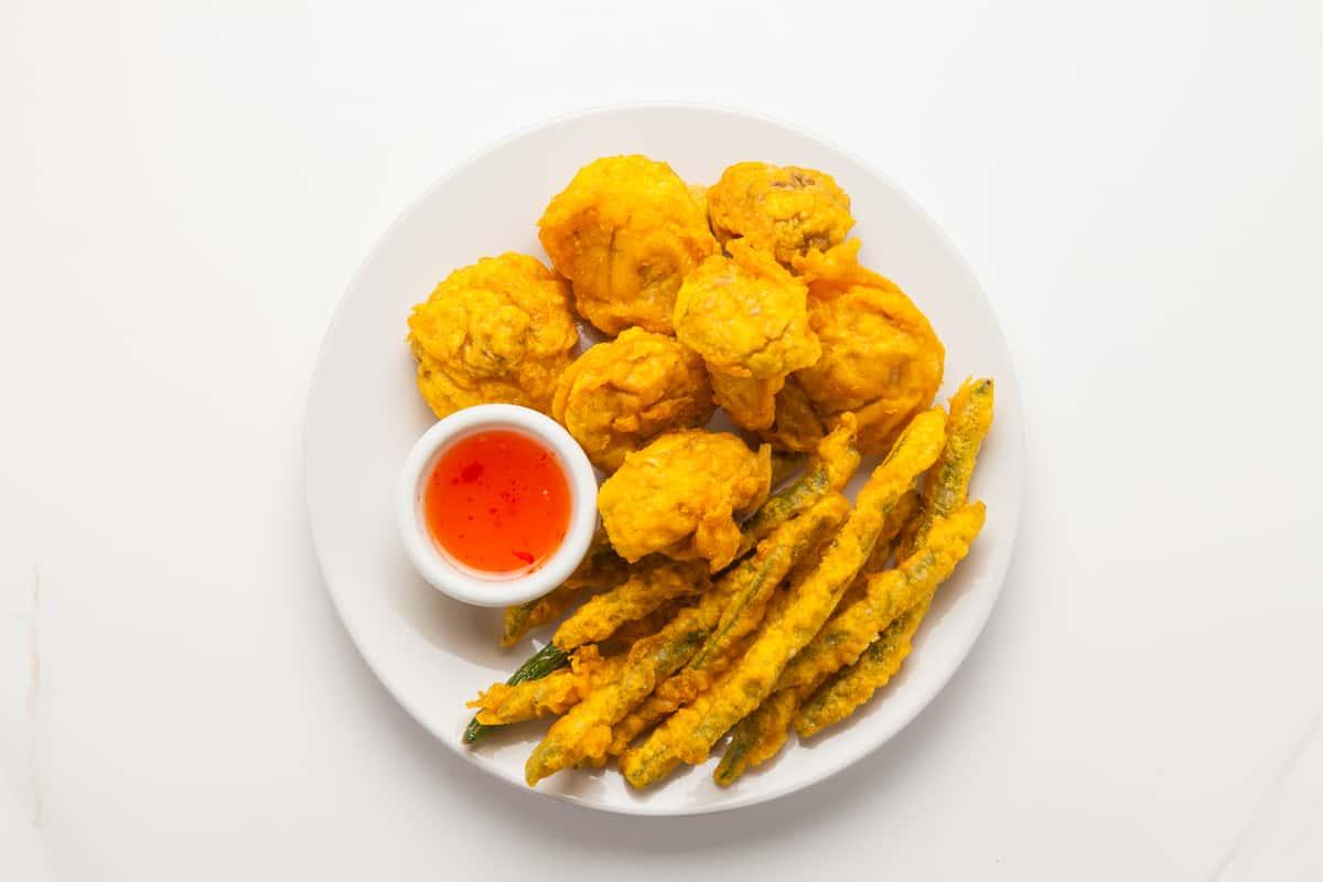 Fried Mix Veg