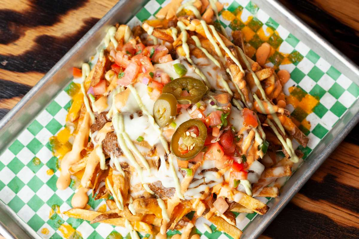 A Mess of Fries