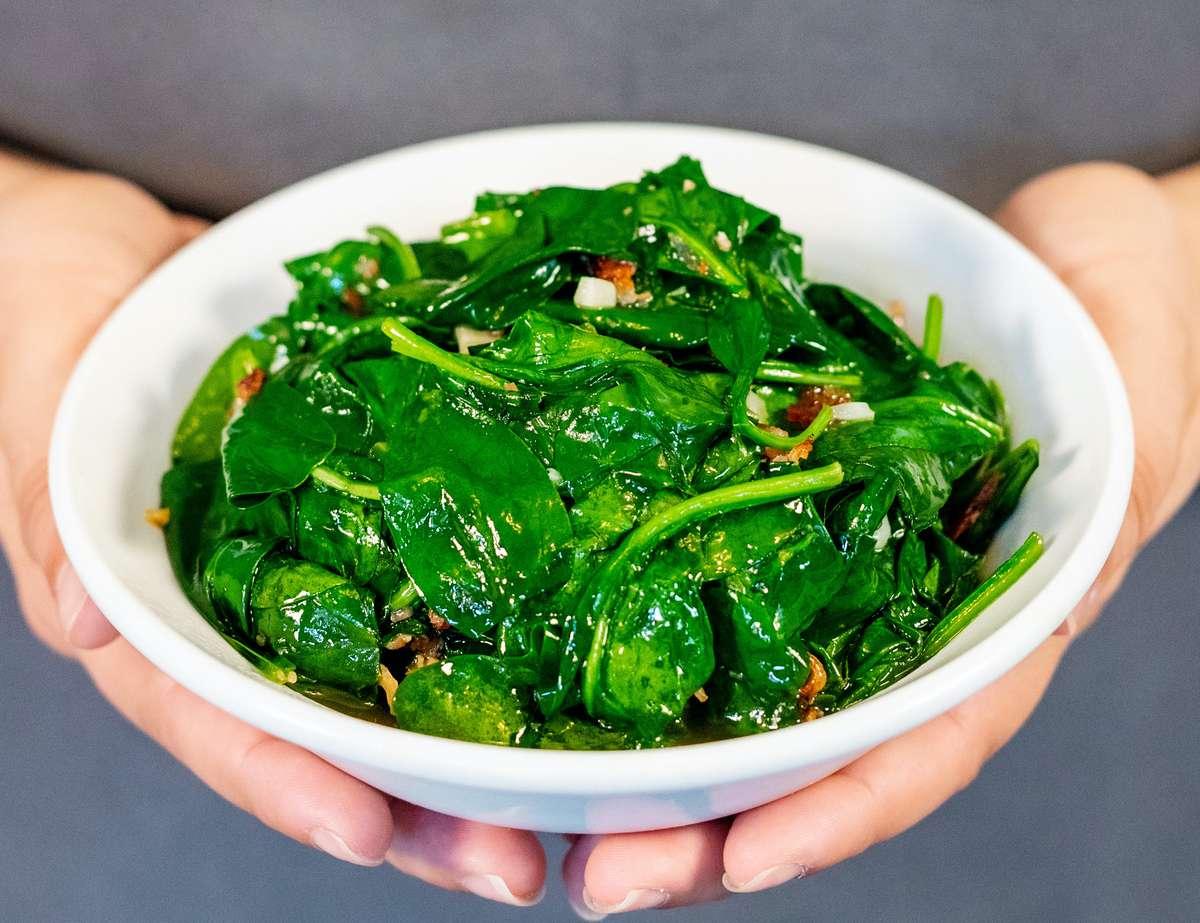 Spinach*