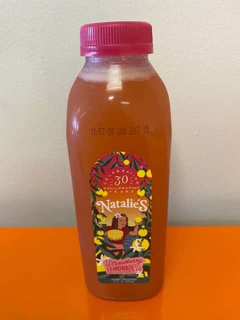 Natalies Strawberry Lemonade