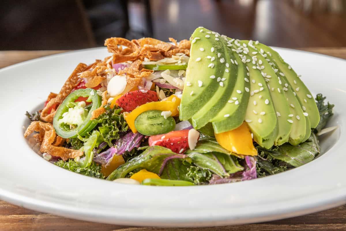 Koko's Kale Salad (GF)