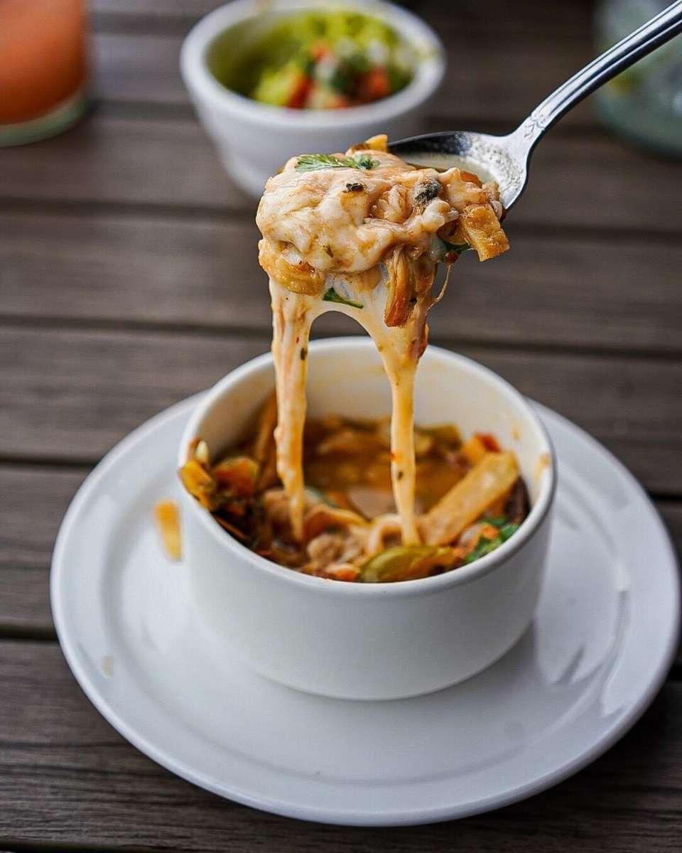 Chicken Tortilla Soup (GF)
