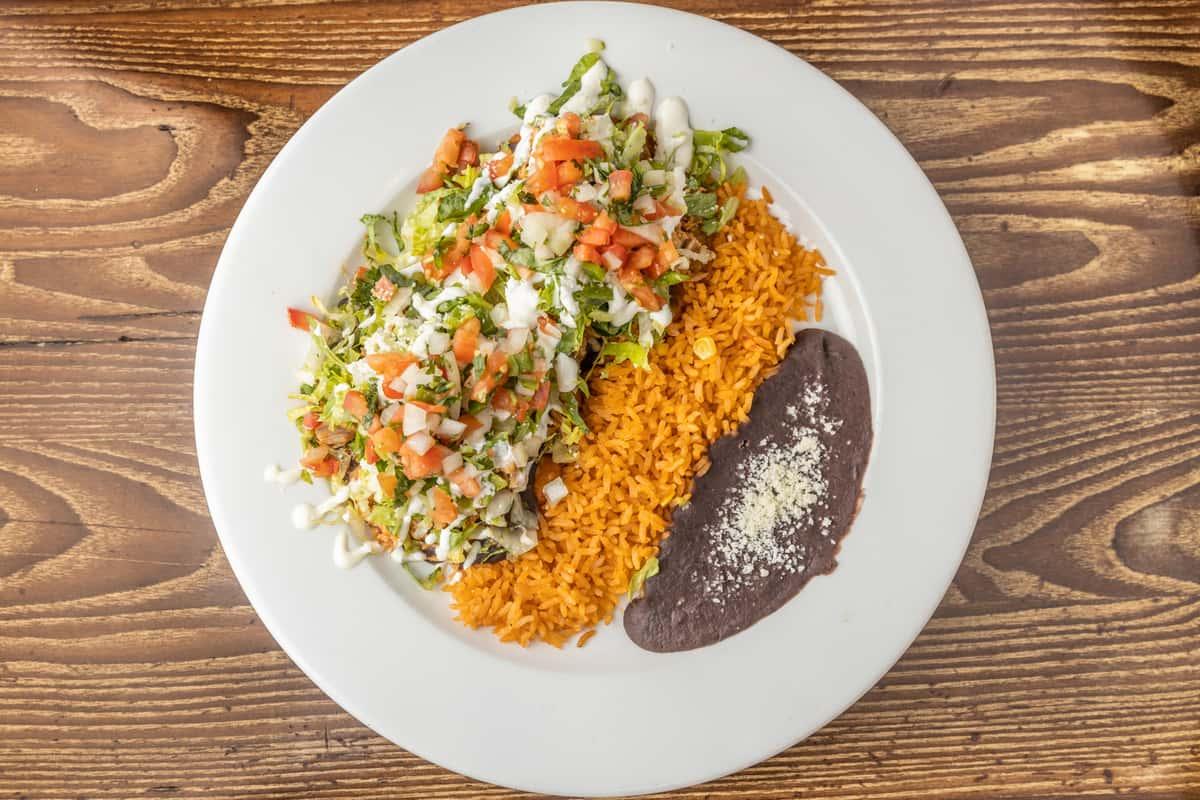 Salvadorian Enchiladas (GF)