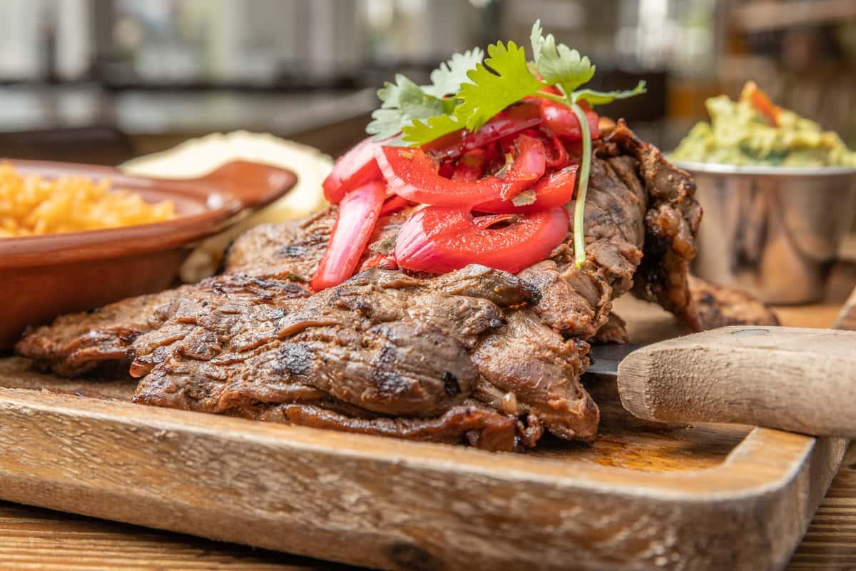Carne Asada (GF)