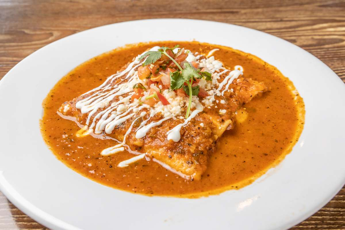 Mexican Enchiladas (GF)