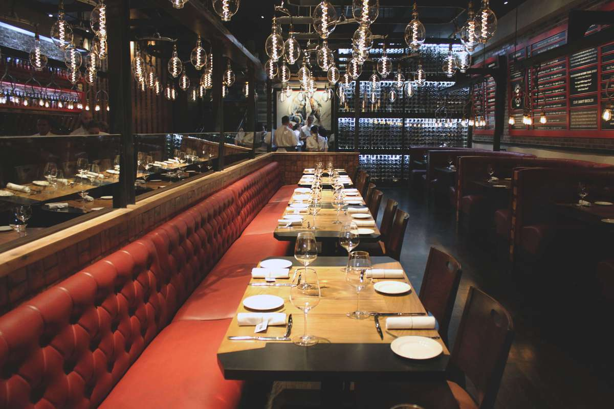 interior dining