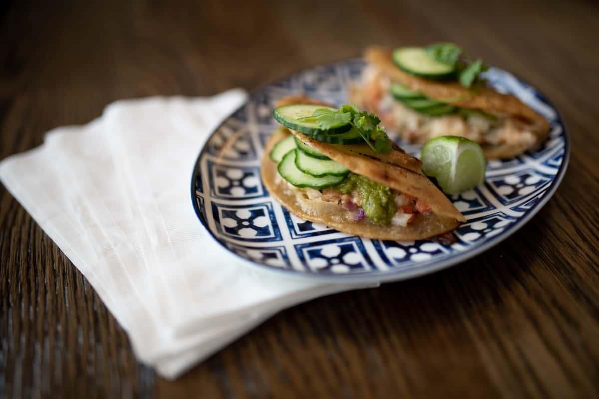 Tijuana Style Shrimp