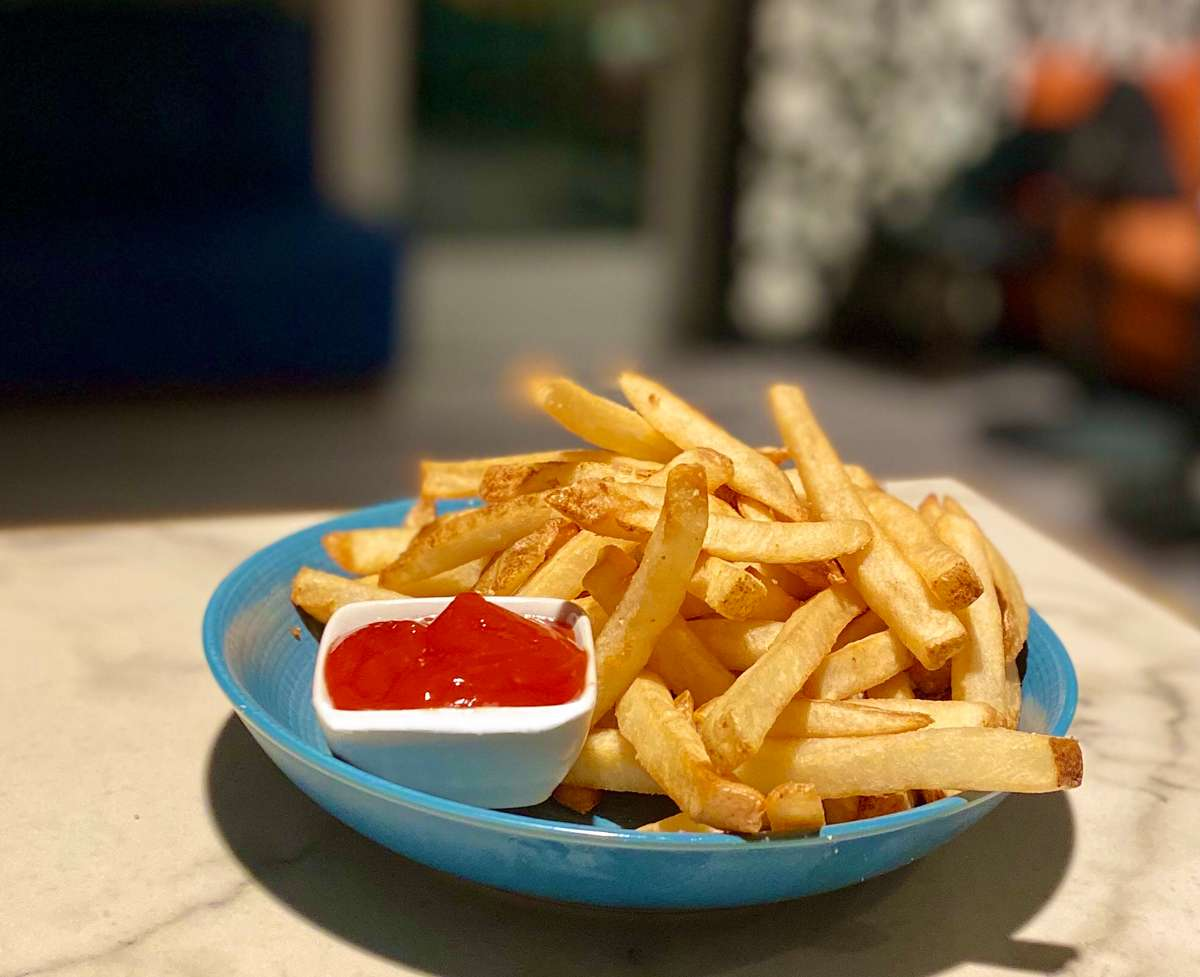 Mister O's Fries