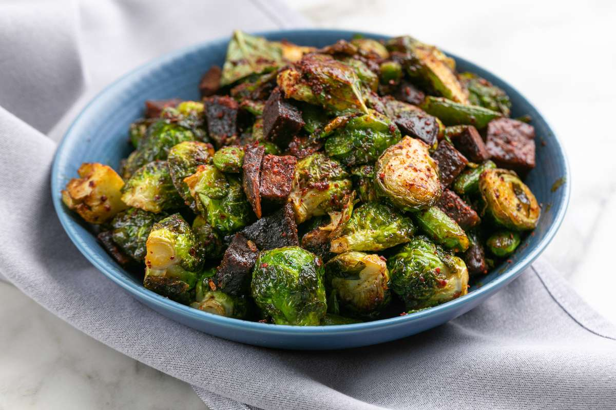 Brussels Sprouts (Vegan)