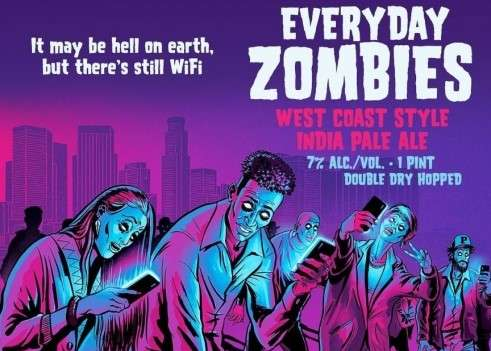Everyday Zombies 'West Coast IPA'