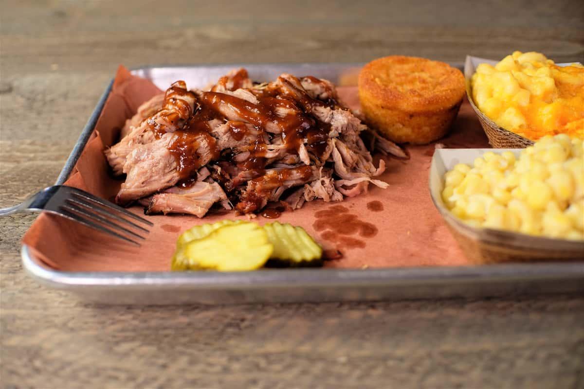 Smoked Pork Platter