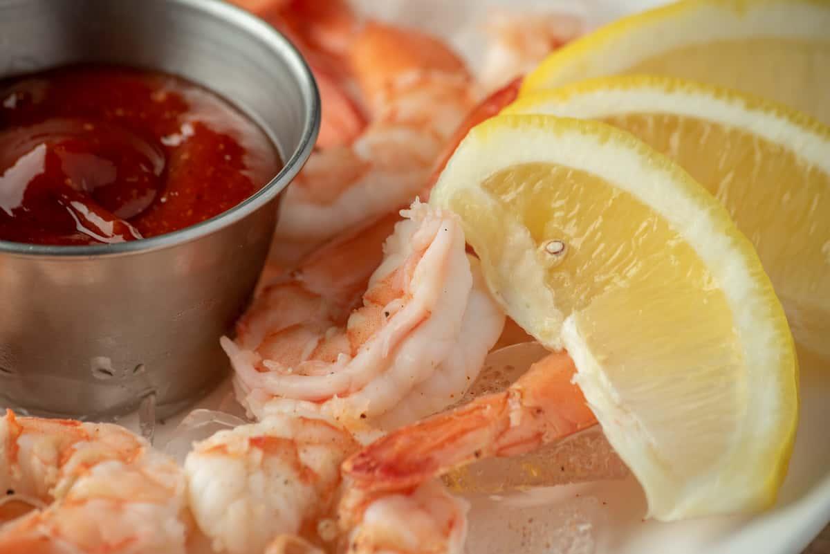 15 Large Cold Boiled Shrimp
